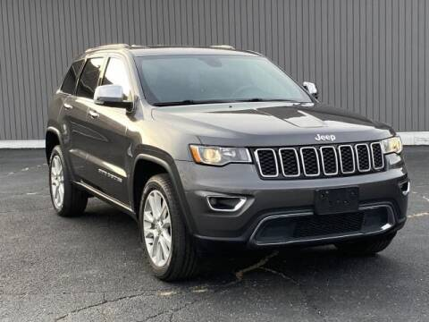 2017 Jeep Grand Cherokee for sale at Bankruptcy Auto Loans Now - powered by Semaj in Brighton MI