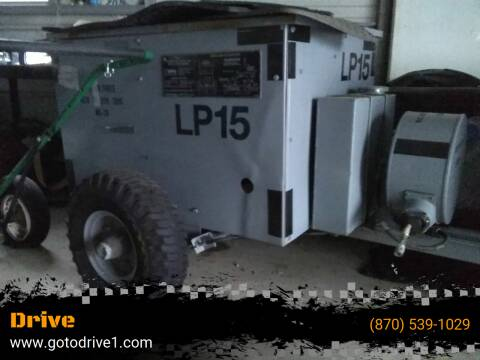 1901 INGERSOLL RAND AIR COMPRESSOR for sale at Drive in Leachville AR