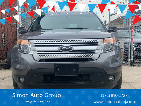 2014 Ford Explorer for sale at Simon Auto Group in Newark NJ