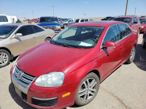 2006 Volkswagen Jetta for sale at PYRAMID MOTORS - Pueblo Lot in Pueblo CO