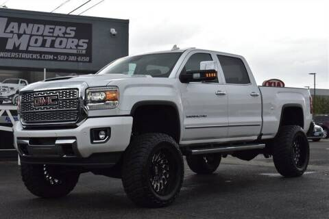 2019 GMC Sierra 2500HD for sale at Landers Motors in Gresham OR