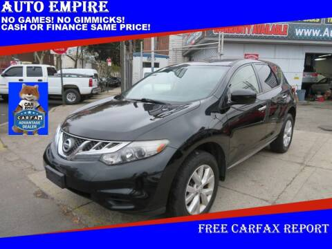 2014 Nissan Murano for sale at Auto Empire in Brooklyn NY