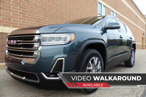 2020 GMC Acadia for sale at Macomb Automotive Group in New Haven MI