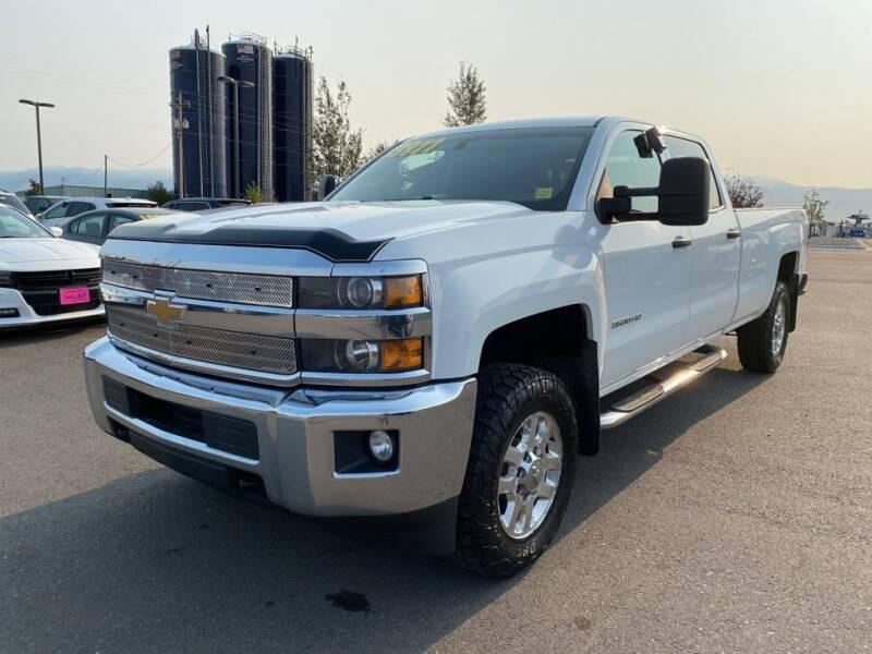 2015 Chevrolet Silverado 3500HD for sale at Snyder Motors Inc in Bozeman MT