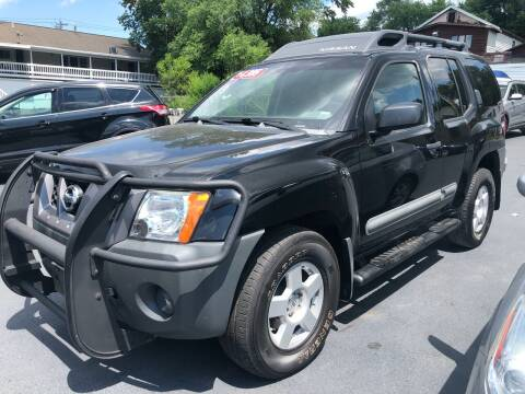 2006 Nissan Xterra for sale at JB Auto Sales in Schenectady NY