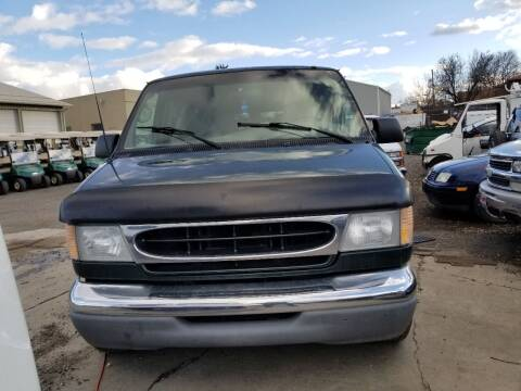 2001 Ford E-Series Wagon for sale at 2 Way Auto Sales in Spokane Valley WA