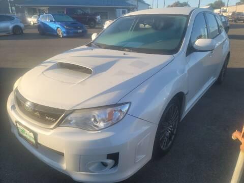 2013 Subaru Impreza for sale at Artistic Auto Group, LLC in Kennewick WA