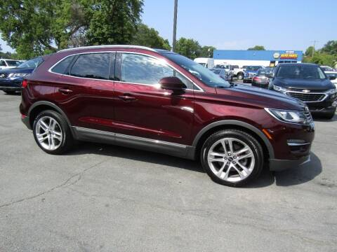 2017 Lincoln MKC for sale at 2010 Auto Sales in Troy NY