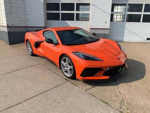 2020 Chevrolet Corvette for sale at AUTOSPORT in La Crosse WI