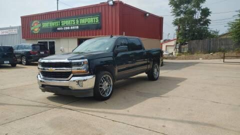 2017 Chevrolet Silverado 1500 for sale at Southwest Sports & Imports in Oklahoma City OK