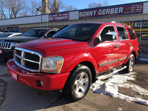 2006 Dodge Durango for sale at Sonny Gerber Auto Sales in Omaha NE