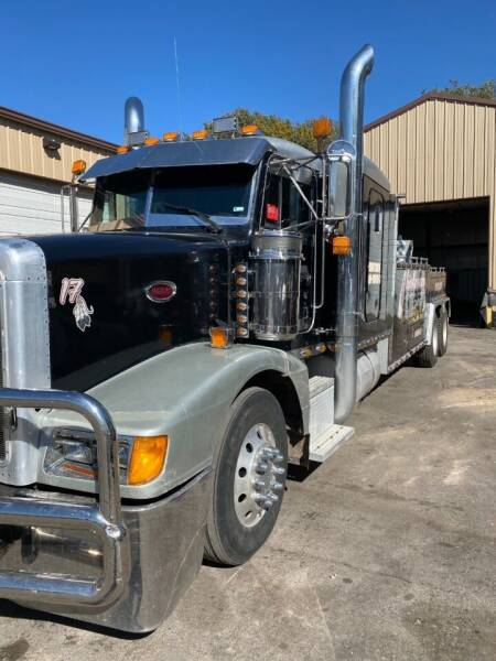 1989 Peterbilt 377 for sale at Truck Source in Perry OK