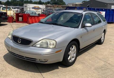 2003 Mercury Sable for sale at Cobalt Cars in Atlanta GA