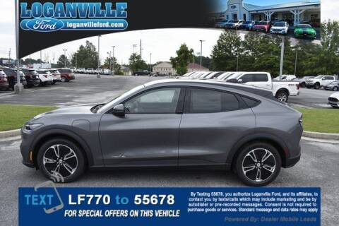 2021 Ford Mustang Mach-E for sale at Loganville Quick Lane and Tire Center in Loganville GA