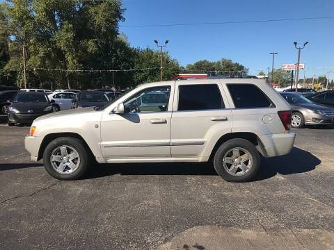 2007 Jeep Grand Cherokee for sale at Car Zone in Otsego MI