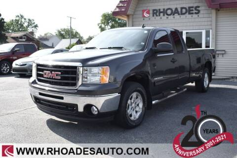 2011 GMC Sierra 1500 for sale at Rhoades Automotive Inc. in Columbia City IN