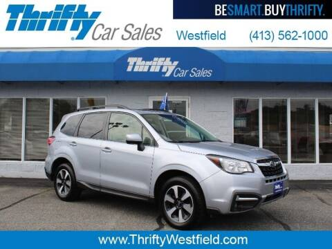 2017 Subaru Forester for sale at Thrifty Car Sales Westfield in Westfield MA
