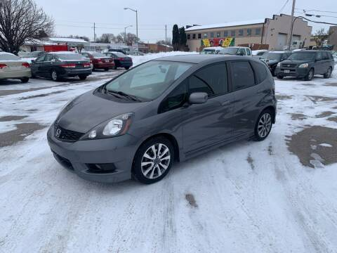 2013 Honda Fit for sale at Fairview Motors in West Allis WI