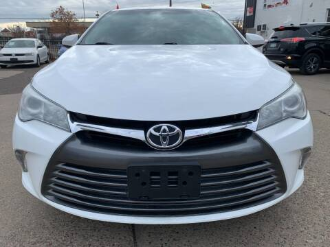 2015 Toyota Camry for sale at Minuteman Auto Sales in Saint Paul MN
