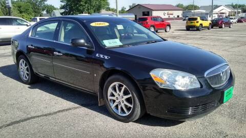 2008 Buick Lucerne for sale at Unzen Motors in Milbank SD