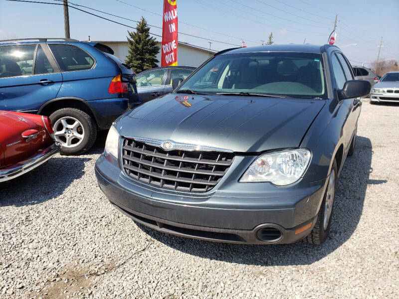 2007 Chrysler Pacifica for sale at EHE Auto Sales Parts Cars in Marine City MI