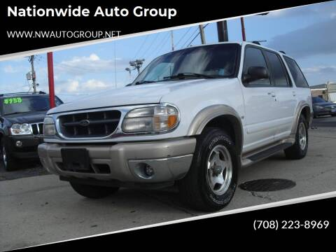 2000 Ford Explorer for sale at Nationwide Auto Group in Melrose Park IL