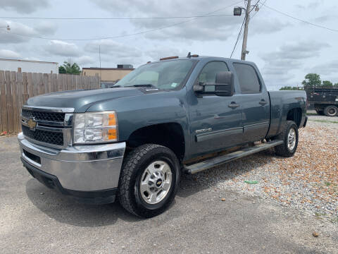2011 Chevrolet Silverado 2500HD for sale at Safeway Auto Sales in Horn Lake MS