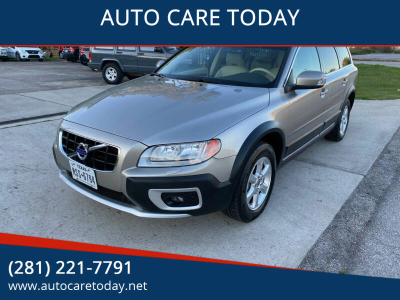 2011 Volvo XC70 for sale at AUTO CARE TODAY in Spring TX