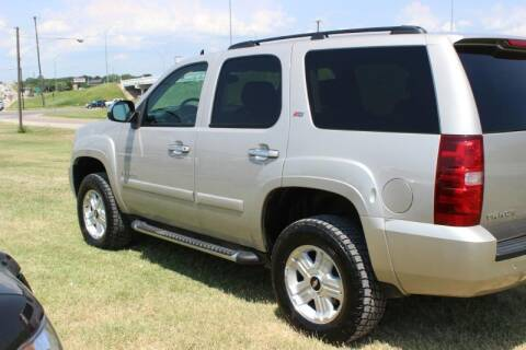 2007 Chevrolet Tahoe for sale at Brannan Auto Sales in Gainesville TX