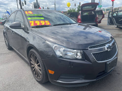 2014 Chevrolet Cruze for sale at Low Price Auto and Truck Sales, LLC in Brooks OR