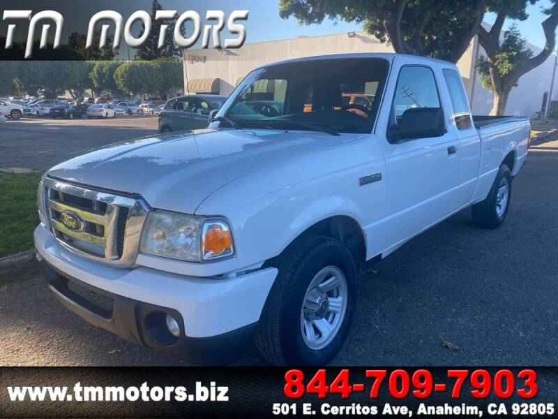 2011 Ford Ranger for sale at TM Motors in Anaheim CA