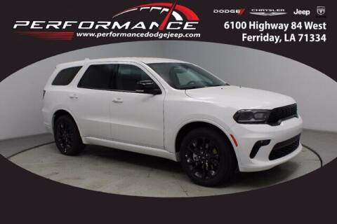 2021 Dodge Durango for sale at Auto Group South - Performance Dodge Chrysler Jeep in Ferriday LA