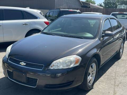 2008 Chevrolet Impala for sale at River City Auto Sales Inc in West Sacramento CA