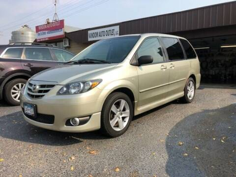 2004 Mazda MPV for sale at WINDOM AUTO OUTLET LLC in Windom MN
