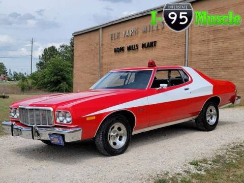 1976 Ford Torino for sale at I-95 Muscle in Hope Mills NC
