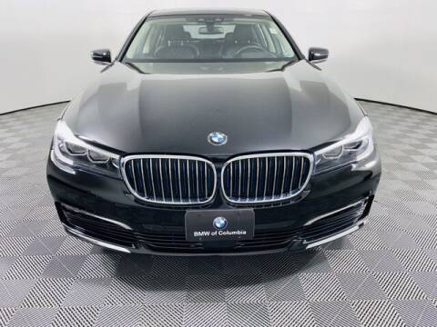 2018 BMW 7 Series for sale at Preowned of Columbia in Columbia MO