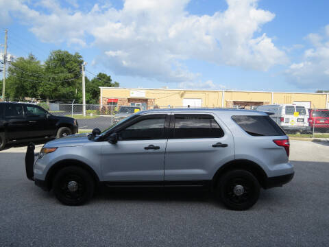 2013 Ford Explorer for sale at Copcarsonline in Largo FL