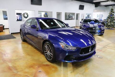 2017 Maserati Ghibli for sale at RPT SALES & LEASING in Orlando FL