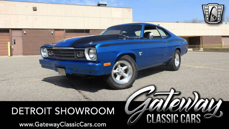 1973 Plymouth Duster for sale in Dearborn, MI
