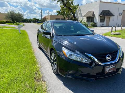 2017 Nissan Altima for sale at Roadmaster Auto Sales in Pompano Beach FL