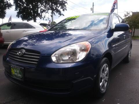 2011 Hyundai Accent for sale at Oak Hill Auto Sales of Wooster, LLC in Wooster OH