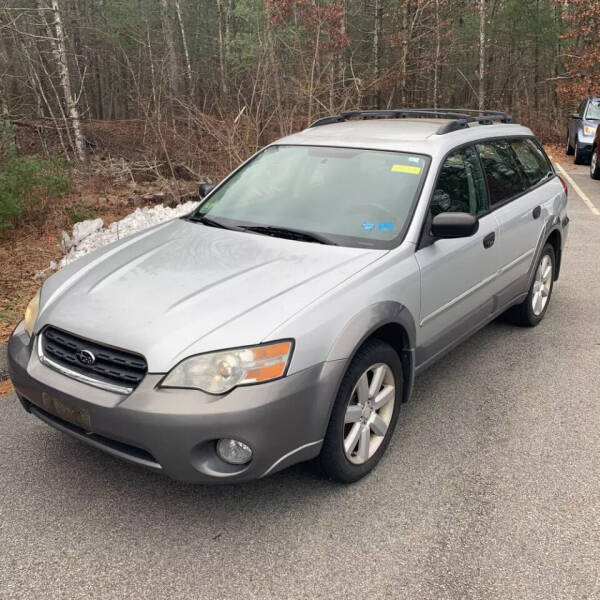 2006 Subaru Outback for sale at SOUTH VALLEY AUTO in Torrington CT