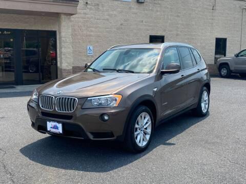 2013 BMW X3 for sale at Va Auto Sales in Harrisonburg VA