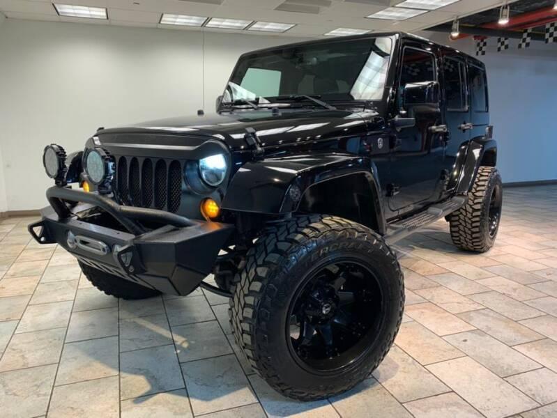 2014 Jeep Wrangler Unlimited for sale at EUROPEAN AUTO EXPO in Lodi NJ