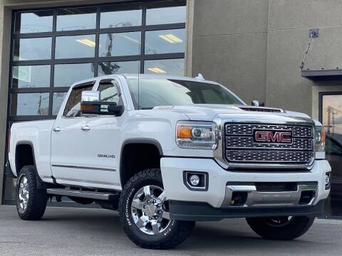 2018 GMC Sierra 2500HD for sale at Unlimited Auto Sales in Salt Lake City UT