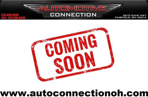 2002 Chevrolet Astro for sale at Automotive Connection in Fairfield OH
