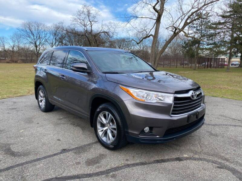 2015 Toyota Highlander for sale at Cars With Deals in Lyndhurst NJ
