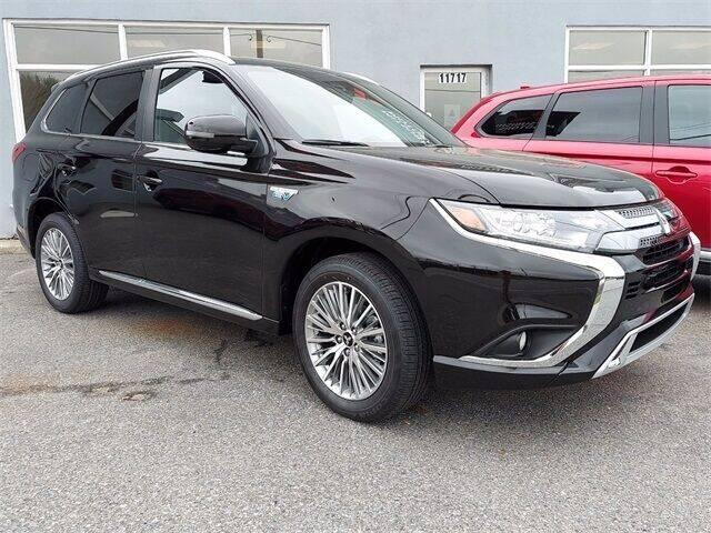 2021 Mitsubishi Outlander PHEV for sale at ANYONERIDES.COM in Kingsville MD