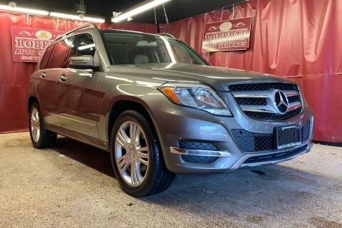 2014 Mercedes-Benz GLK for sale at Roberts Auto Services in Latham NY