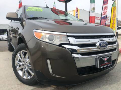 2011 Ford Edge for sale at Auto Express in Chula Vista CA